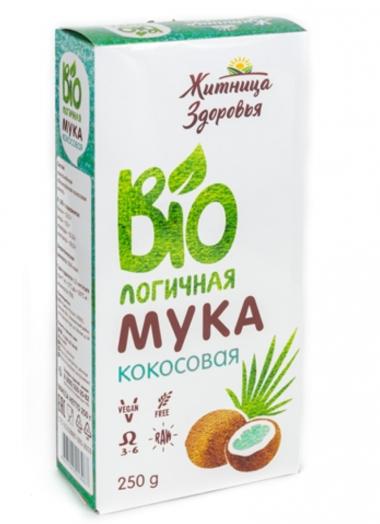 ЖИТНИЦА ЗДОРОВЬЯ Мука кокосовая 250 г