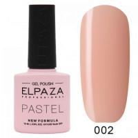 Elpaza гель-лак, Pastel 002, 10 ml
