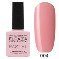 Elpaza гель-лак, Pastel 004, 10 ml