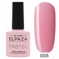 Elpaza гель-лак, Pastel 005, 10 ml