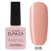 Elpaza гель-лак, Pastel 006, 10 ml