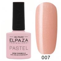 Elpaza гель-лак, Pastel 007, 10 ml