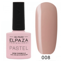 Elpaza гель-лак, Pastel 008, 10 ml