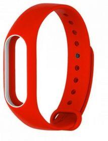 Ремешок для браслета Xiaomi Mi Band 3 красный