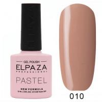 Elpaza гель-лак, Pastel 010, 10 ml