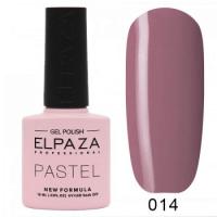 Elpaza гель-лак, Pastel 014, 10 ml