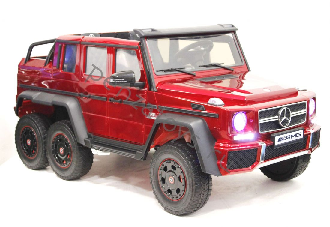 Электромобиль Mercedes-Benz G63-AMG 4WD X555XX