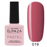 Elpaza гель-лак, Pastel 019, 10 ml