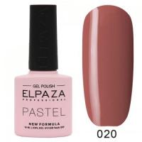 Elpaza гель-лак, Pastel 020, 10 ml