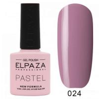 Elpaza гель-лак, Pastel 024, 10 ml