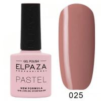 Elpaza гель-лак, Pastel 025, 10 ml