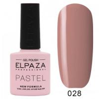 Elpaza гель-лак, Pastel 028, 10 ml