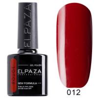 Elpaza гель-лак, Rouge 012, 10 ml