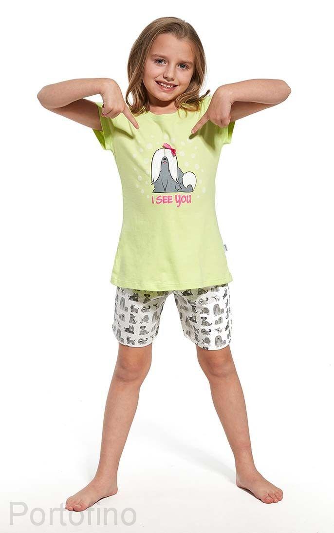 787-57 Пижама для девочек Cornette