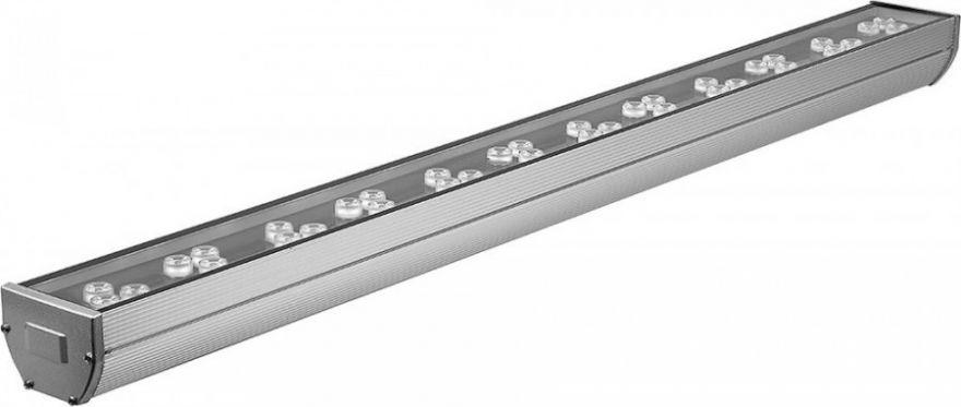 Feron Светодиодный линейный прожектор, 36LED 6400К, 1000*85*65, 36W 85-265V, IP65, LL-890 32201