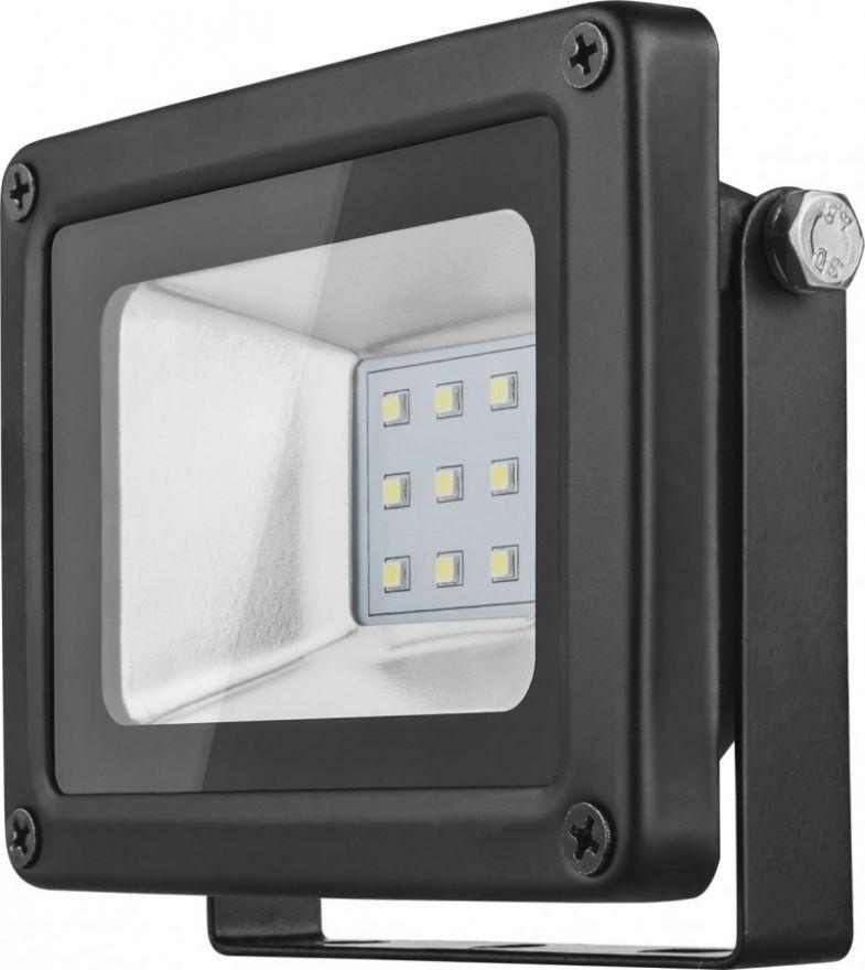 ОНЛАЙТ прожектор св/д 10W(800lm) SMD 6000K 6K 115x85x35 OFL-10-6K-BL-IP65-LED 71688