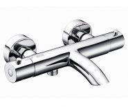 Термостатический смеситель для ванны и душа WasserKRAFT Berkel 4811