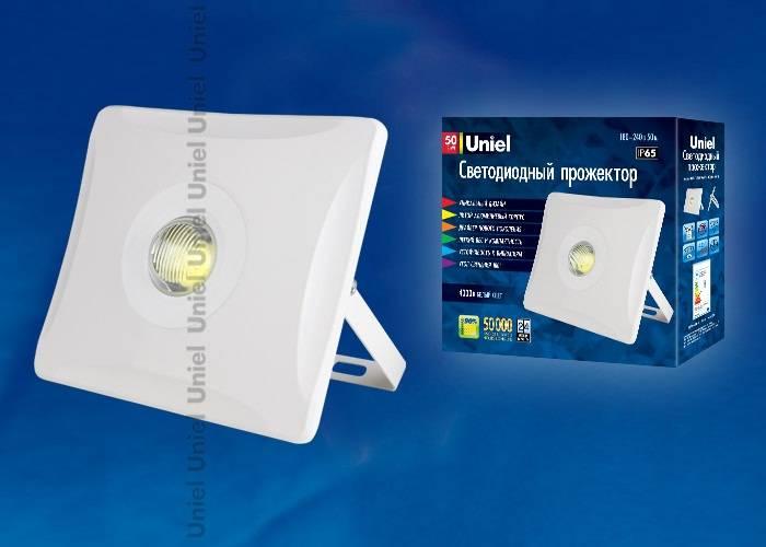 Светодиодный прожектор Uniel 50W ULF-F11-50W/NW
