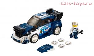 Конструктор Lari Speeds Ford Fiesta M-Sport WRC 10945 (75885) 209 дет
