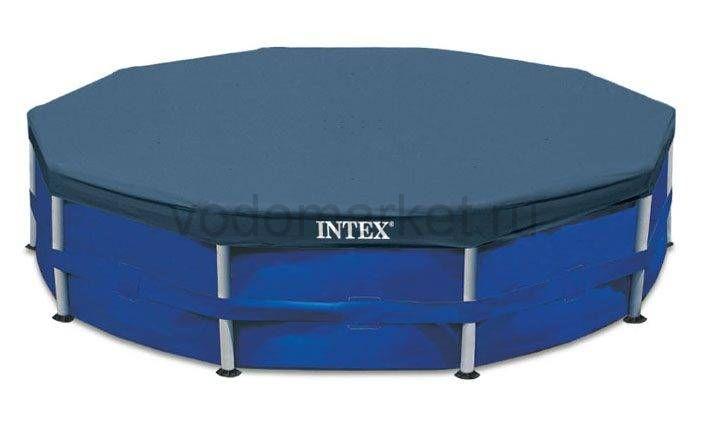 Тент для каркасных бассейнов Intex 305 см (28030)