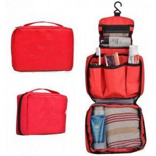 Органайзер для путешествий Travel Wash Bag, Цвет: Красный