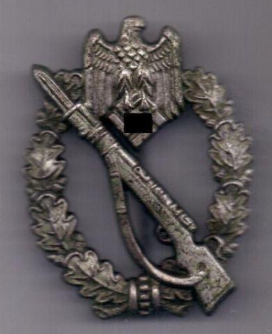 Знак 1939 года Штурмовой За атаку 1 степень Германия