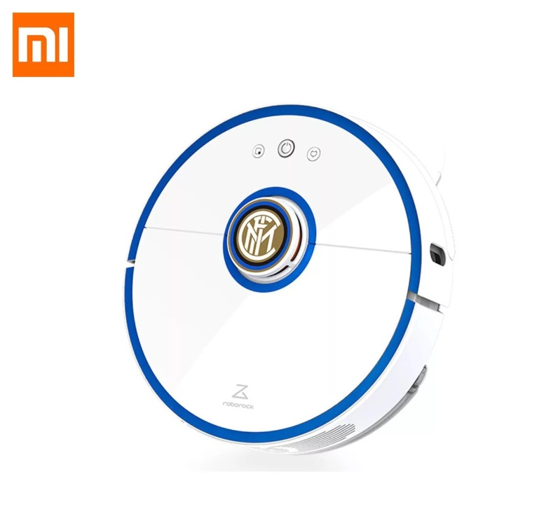 Робот-пылесос Xiaomi Mi Roborock Sweep One blue