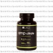 AMP Citrate 300мг 60 капс