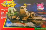 Конструктор Super Wings (Супер Крылья), 104 Детали