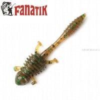 Мягкие приманки Fanatik Mik Maus 3,5'' 85 мм / упаковка 4 шт / цвет: 004