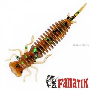 Мягкие приманки Fanatik Larva 4,5'' 115 мм / упаковка 5 шт / цвет: 004