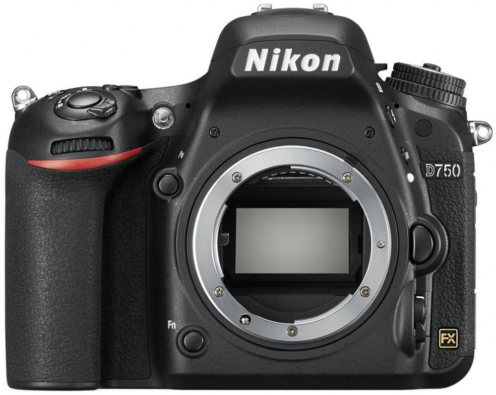 Nikon D750 Body( RU MENU)