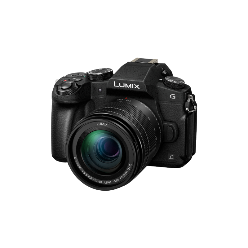 Panasonic Lumix DMC-G80 Kit 12-60mm f/3.5-5.6