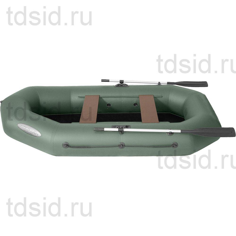 """Лодка гребная ПВХ """"Профи"""" Лоцман С 260 М"""