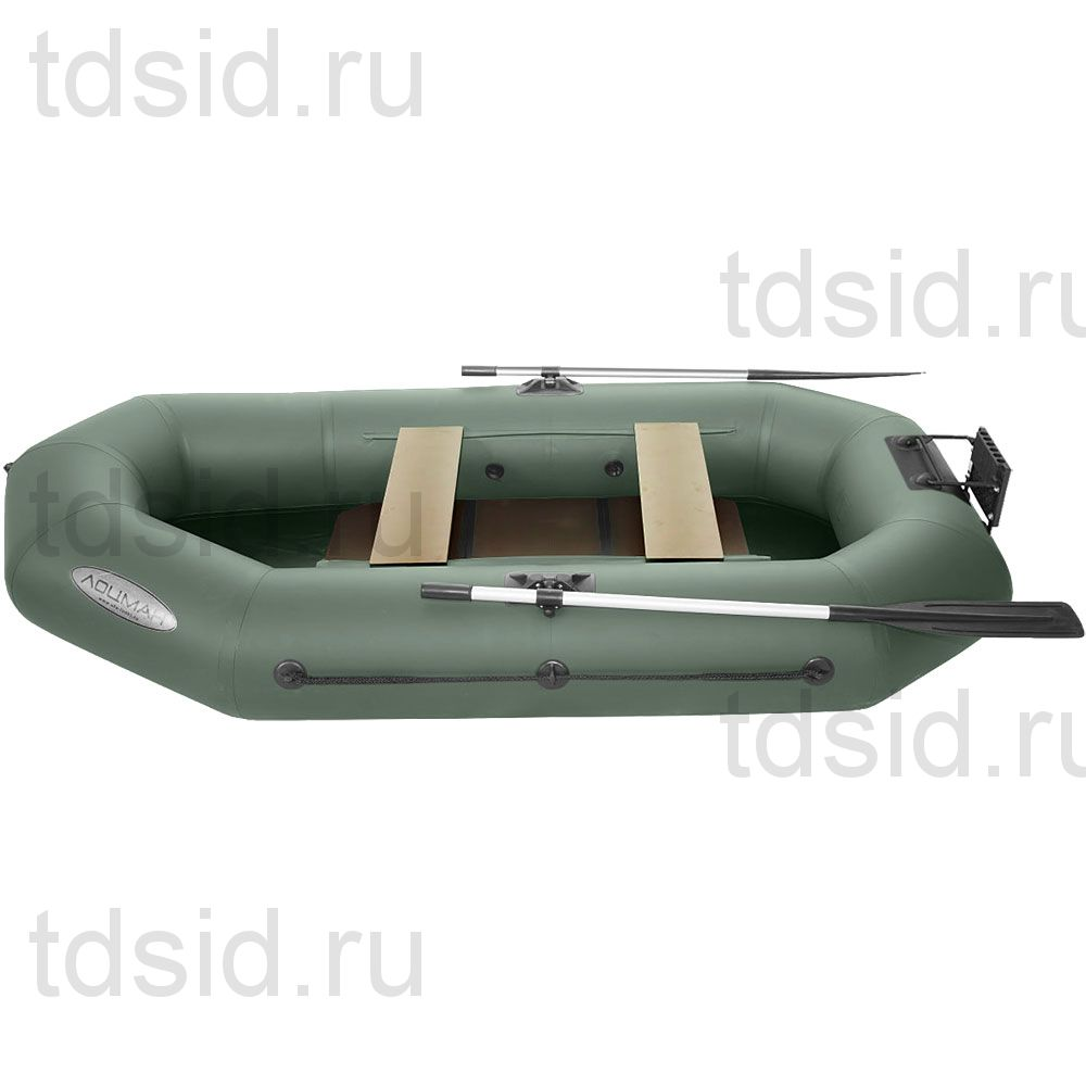 """Лодка гребная ПВХ """"Профи"""" Лоцман С 280 М ЖСП"""