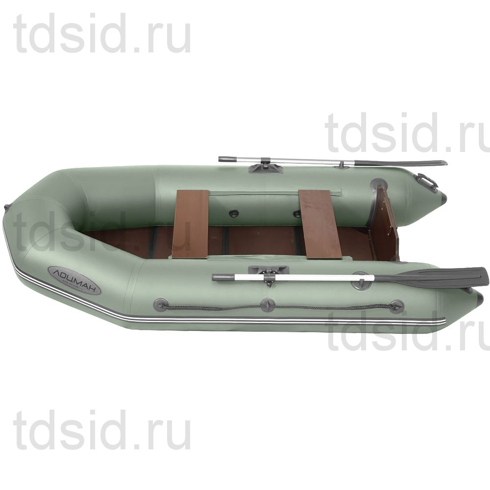 Лодка моторно -гребная ПВХ Лоцман М-290 ЖС