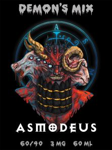 """Е-жидкость Demons MIX """"Asmodeus"""", 60 мл."""