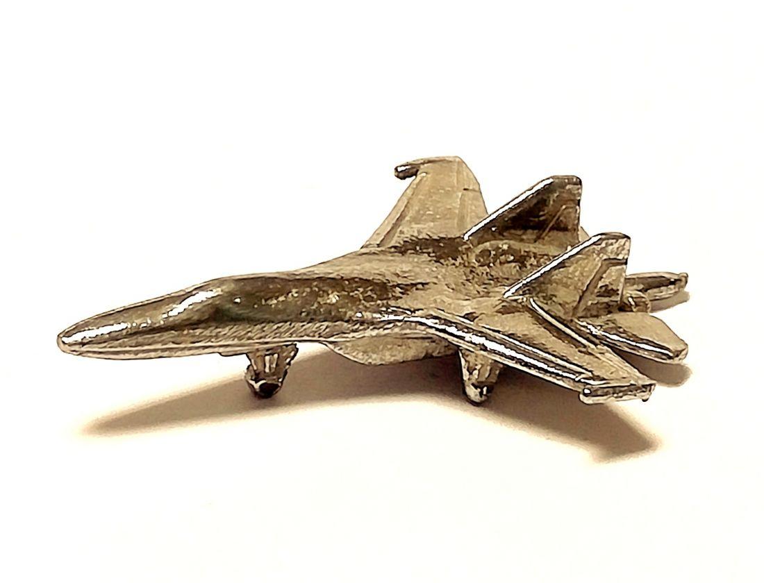 Фигурка Истребитель Миг - 29 олово