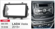 Carav 11-510 (2-DIN LADA Vesta 15+)