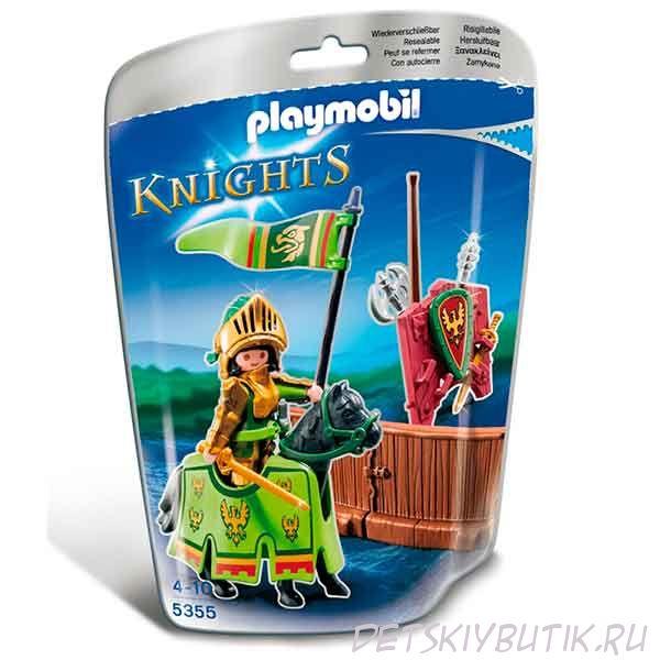 Игровой набор «Рыцари - Турнир рыцаря ордена Орла», Playmobil