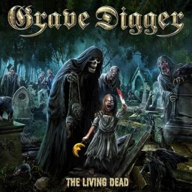 "GRAVE DIGGER ""The Living Dead"" [DIGI]"