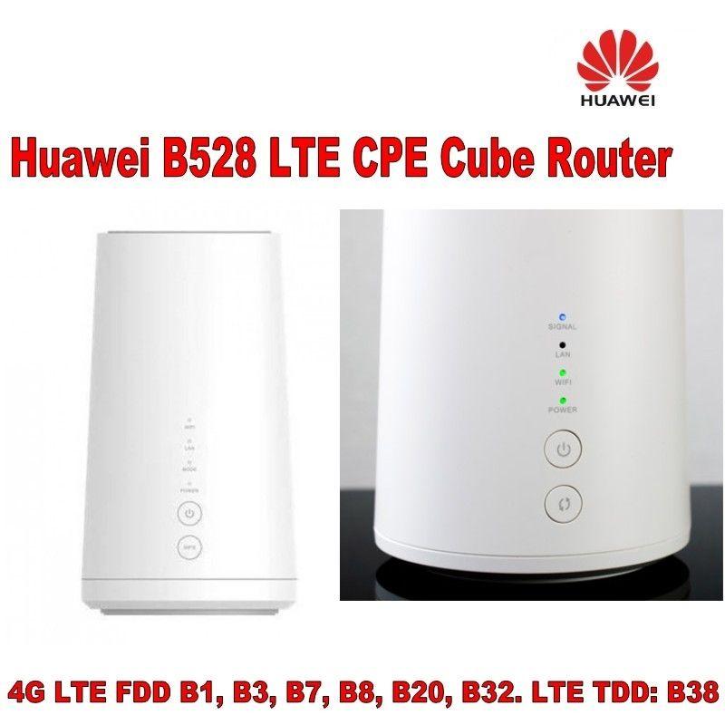 Wi-Fi роутер Huawei B528 LTE CPE Cube