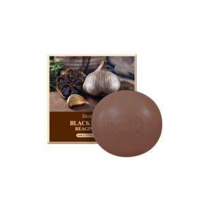 SOAP (BLACK GARIC)  Мыло с экстрактом черного чеснока 100гр