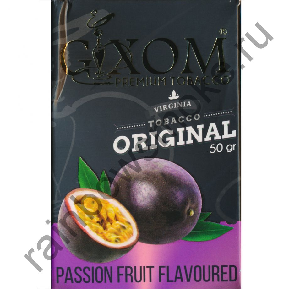 Gixom Original series 50 гр - Passion Fruit (Маракуйя)