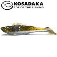 Мягкие приманки Kosdaka Dodger 75 мм / упаковка 8 шт / цвет: BBR