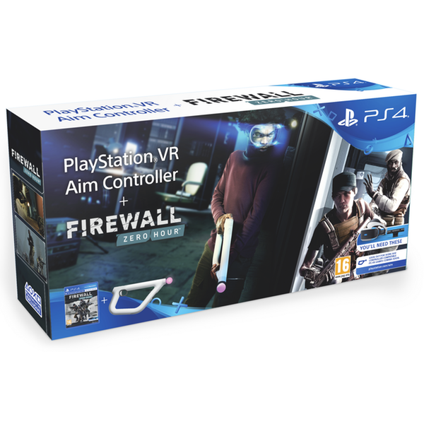 Игра Firewall + Aim Controller (только для PS VR) (PS4)