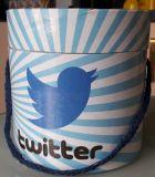 Кружка twitter в подарочной коробке