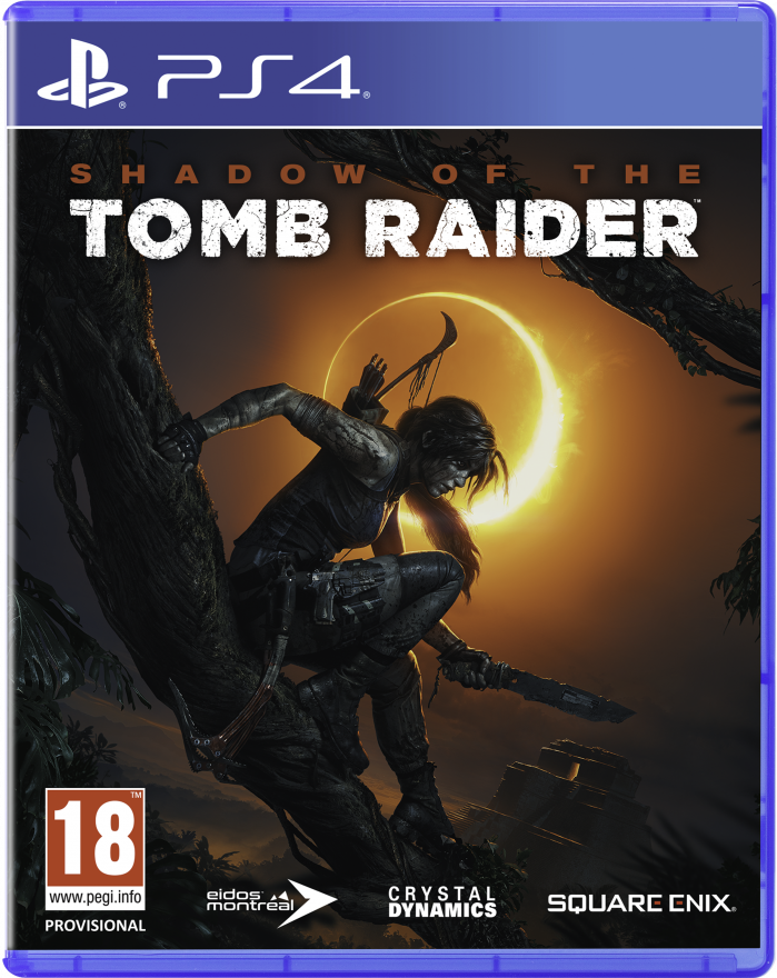 Игра Shadow of the Tomb Raider (PS4)