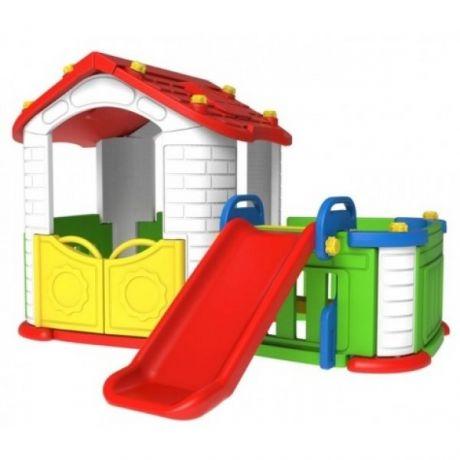 Игровой домик - комплекс Toy Monarch CHD-803