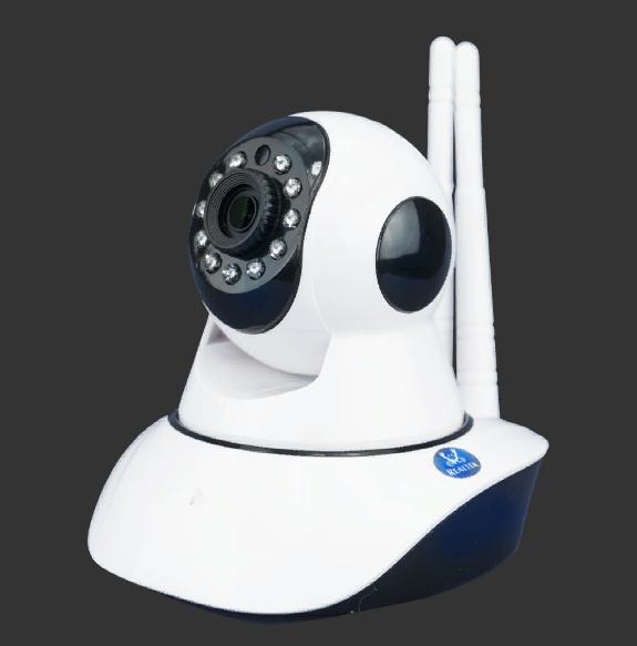 Wifi smart flexible full PTZ камераIPC-Q5DC-5V/1A/2.4G.802.11b/g/n